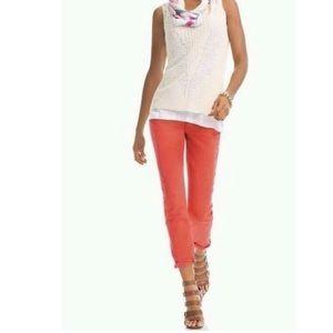 CAbi Jeans - Cabi | Lobster Pigment Skinny Jeans